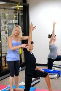 Therapeutic Yoga.