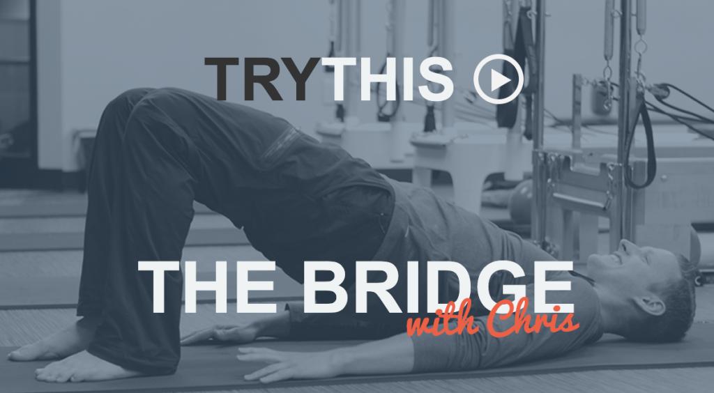 ABC Pilates | Try This: Bridge